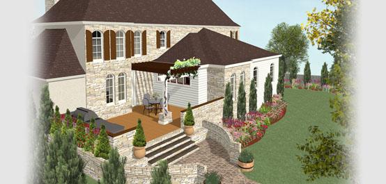 14. Better Homes and Gardens Landscaping _ Deck Designer