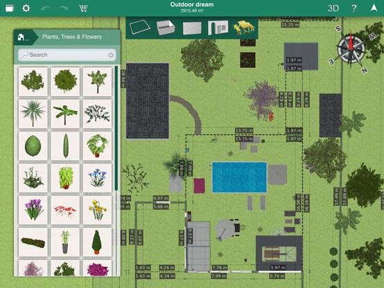 1. Home Design 3D Outdoor - Garden-2