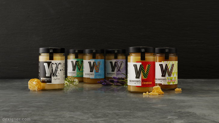 """Wainwrights Honey 01 """"class ="""" aimg """"/> </figure> <p> После всестороннего стратегического анализа, bluemarlin определил центральную идею позиционирования бренда Wainwright Honey: The Honey Collective. Идея этой идеи верна философии и идее бренда как компании, которая работает с независимыми, ориентированные на пчеловоды, которые защищают традиционные практики во всем мире, чтобы обеспечить целостность отличительных ароматов этих регионов. Его продукты привлекают потребителей, которые восхищаются уникальными вкусами, созданными из естественных цветов и растений, бренды, которые имеют значимую цель. </p> <p> Новая марка бренда устанавливает бренд с отличной типографикой, которая отражает его приверженность ремеслу и британские корни. Раствор упаковки основан на творческой идее «Сказка о двух». Чтобы убедительно рассказать о непревзойденной истории бренда, W Wainwright «W» разделен на две части. В то время как левая сторона последовательно укрепляет бренд с сильным черно-белым выражением, а слоган «United by Bees», правая сторона использует яркие цвета и отличительные узоры, чтобы передать местную область, из которой собирают мед. </p> <figure class="""