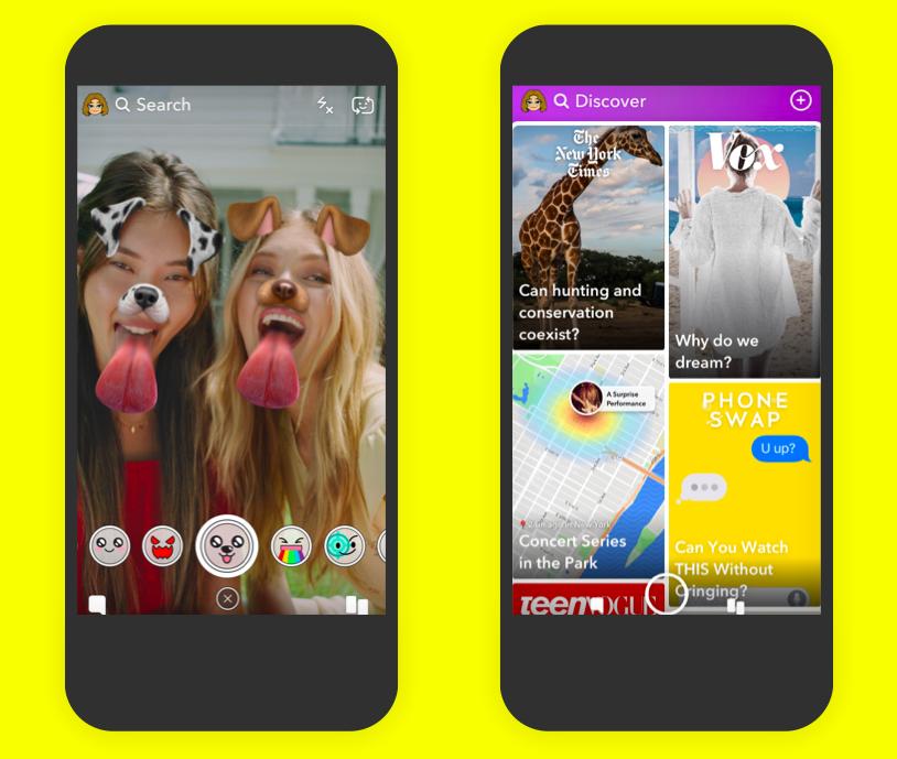 """Интерфейс Snapchat """"width ="""" 814 """"height ="""" 689 """"/>    <figcaption> Видеоинтерфейс Snapchat, в комплекте с некоторыми забавными вариантами emoji. Через Snapchat. </figcaption></figure> <p> некоторые вещи, которые следует учитывать при маркетинге на Instagram против Facebook, маловероятно, что Instagram будет представлять прямую угрозу для Facebook, учитывая, что Instagram принадлежит мамонтовой социальной сети. Однако Snapchat — это совсем другая история. младший демографический, Snapchat просто не имеет того же масштаба, что и Instagram, а объявления Instagram дешевле, а его инструменты аналитики более развиты, а открытость намного лучше на Instagram и теперь на IGTV по сравнению с Snapchat, где пользователь должен добавить вы, чтобы увидеть ваш контент. </p> <p> Выбор фокусировки IGTV на вертикальных видео требует Snapchat, а также отличает себя от других видеоканалов. Вертикаль — это то, что многие новички делают в любом случае, несмотря на то, что профессионалы всегда рекомендуют ландшафтный формат. Более того, он действительно делает этот видеоформат «мобильным первым». </p> <h2><span id="""