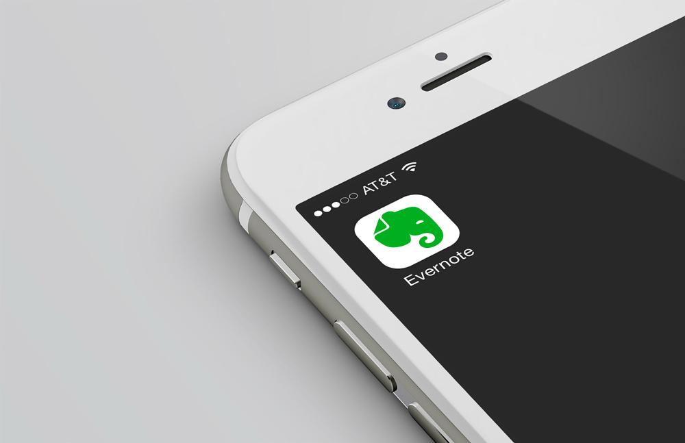 Новый логотип и личность для Evernote от DesignStudio и внутреннего