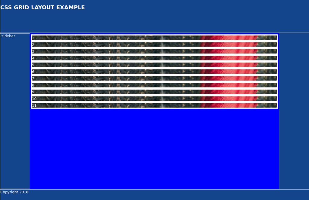 """Прогрессивная компоновка с текущими настройками сетки """"width ="""" 1024 """"height ="""" 665 """"class ="""" aligncenter size-large wp-image-167662 """"/> </p> <p> Чтобы решить эту проблему, мы можем добавить <code> width: auto; </code> при поддержке Grid: </p> <pre> <code class="""