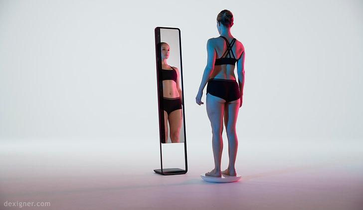 Naked Home 3D Body Scanner 01