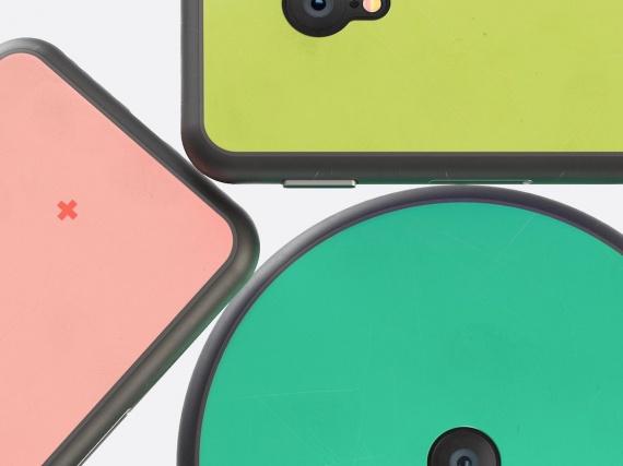 Wild-Type переосмыслили дизайн смартфонов