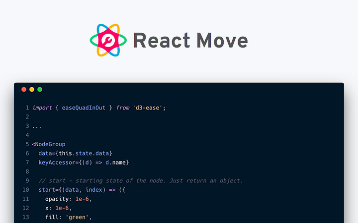 реакция-движение