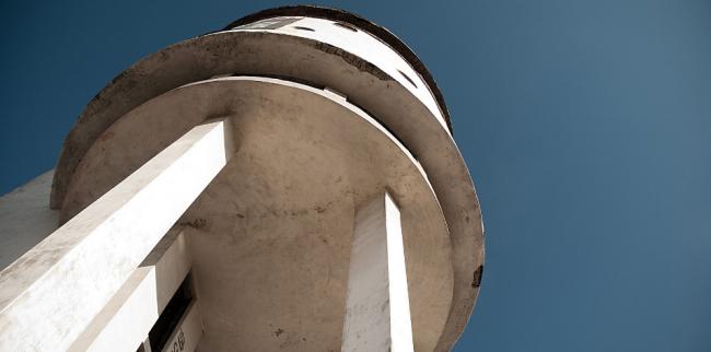 Белая башня в Екатеринбурге. Источник: podelniki.com