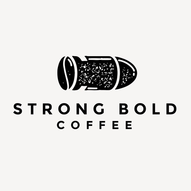 Логотип Strong Bold Coffee