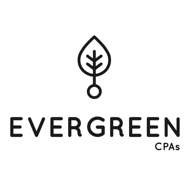 Логотип Evergreen CPAs