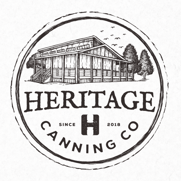 Heritage Canning Co. logo