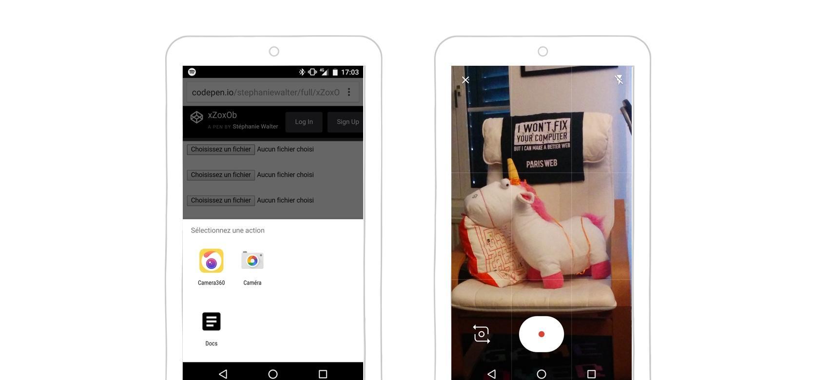 UX и HTML5: Поможем пользователю заполнить вашу мобильную форму  3/4