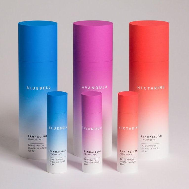 Дизайн парфюмерных градиентов переходного периода