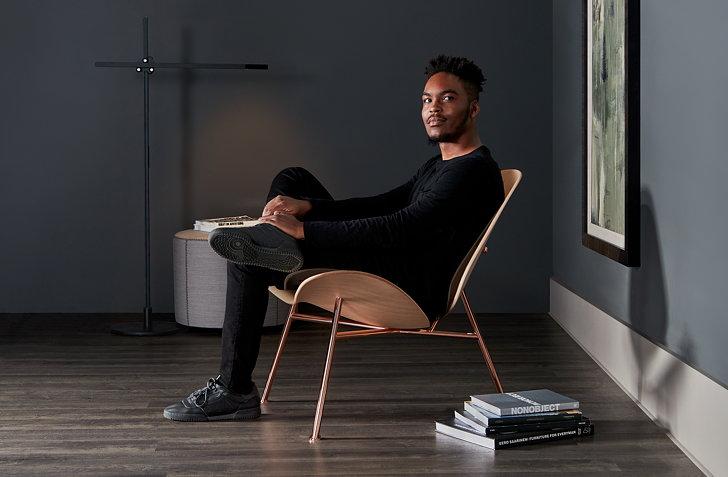 Pedersen Lounge Chair 01