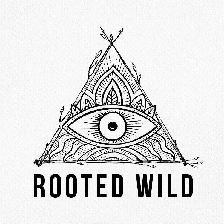 Логотип Rooted Wild
