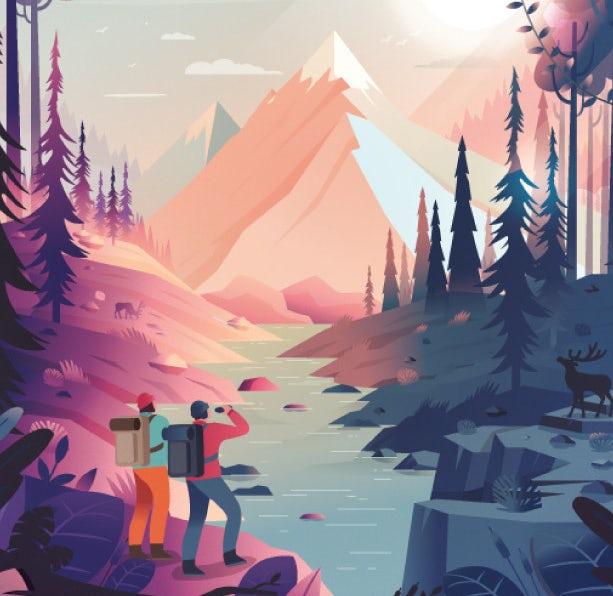 Плакат, посвященный Международному дню лесов. &quot;Width =&quot; 613 &quot;height =&quot; 596 &quot;/&gt;    <figcaption> Покажите своей аудитории, что вас волнует. Прекрасный дизайн лесного плаката Dakarocean </figcaption></figure> <p> Стив Джобс сказал, что Apple помогает тем, у кого хватит смелости думать, что они могут изменить мир, и на самом деле это делает. Вот почему «влияет» на их дизайн: их продукты эстетичны и интуитивно понятны для работы. </p> <p> И Nike о великих спортсменах и отличных видах спорта, поэтому рекламные кампании обычно сосредоточены вокруг этого отношения и чувства, а не на реальных продуктах. </p> <p> Ваше «почему» может быть мощным инструментом для создания привлекательных видео. Когда причина, по которой вы делаете то, что делаете, находится на переднем крае вашего видео, клиенты, которые верят в то же самое, будут сплачиваться, поддерживать вас и делиться вашими видео. Иногда, даже если они действительно не копают ваш настоящий продукт! </p> <h3><span id=