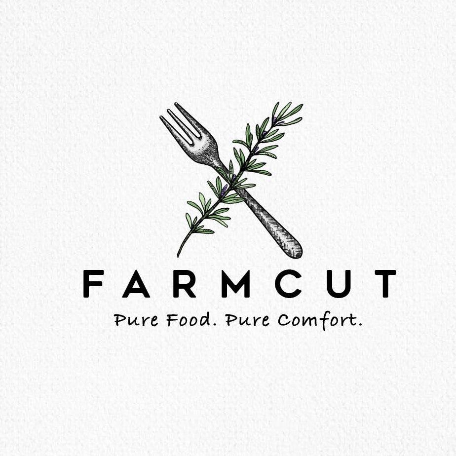 "Farmcut Food Logo ""width ="" 924 ""height ="" 924"