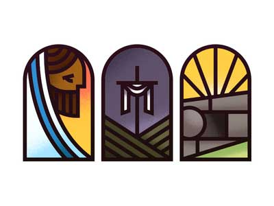Easter-Triptych-by-Ben-Stafford
