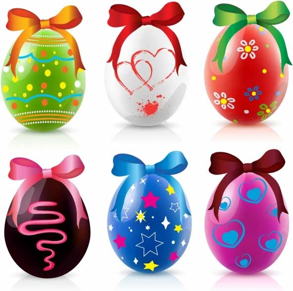 Happy-Easter-Free-vector