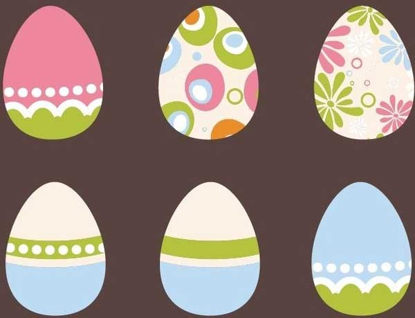 Easter-Eggs-Free-vector