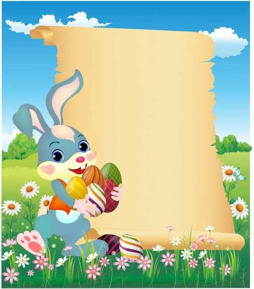 Easter-Bunny-with-scroll