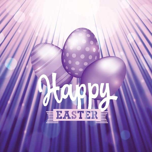 Free-vector-set-of-easter-egg-with-typography-on-stunning-purple-background