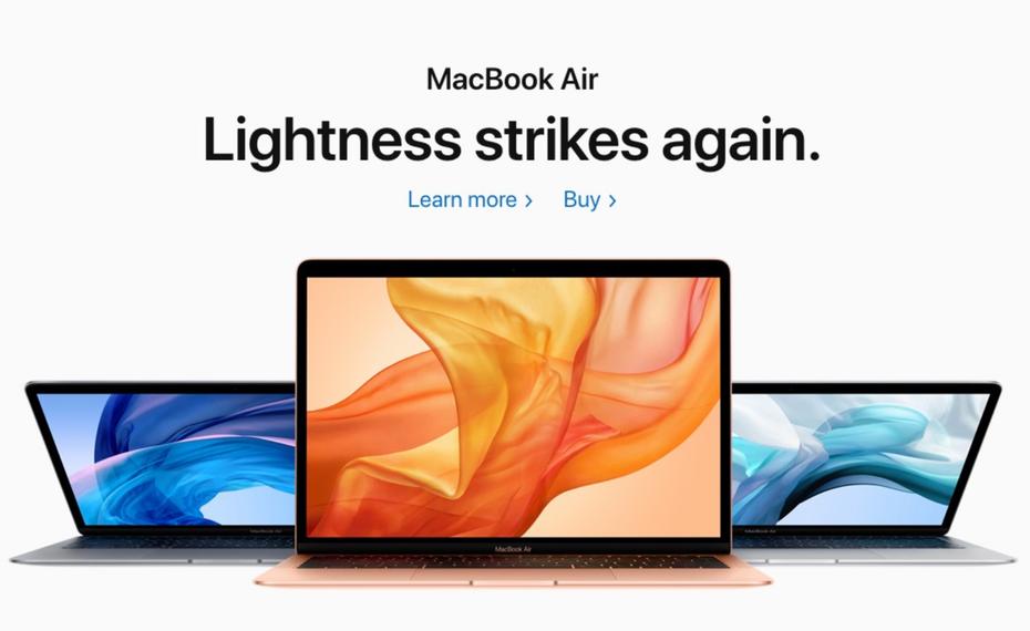 "apple website ""width ="" 1438 ""height ="" 882 ""/>    <figcaption> через Apple </figcaption></figure> <p> <span style="