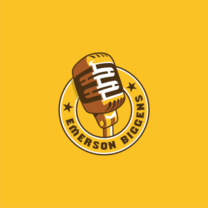 Желтый логотип с микрофоном и текстом «emerson biggens» &quot;width =&quot; 700 &quot;height =&quot; 700 &quot;/&gt;    <figcaption> Дизайн логотипа okdesignstudio </figcaption></figure> <p> If you &#39; Включая голос за кадром или фрагмент к камере, хороший микрофон поднимет качество и восприятие всего вашего видео. </p> <p> Либо возьмите простой в использовании микрофон, например Rode VideoMic Pro, который будет подключаться непосредственно к вашей зеркальной камере. </p> <p> Или, если вы используете камеру без микрофонного порта, например смартфон, или один из Sony RX100, то подумайте о USB-микрофоне, похожем на Blue Yeti Snowball. Это отличное качество, и вы можете записывать прямо в такую программу, как GarageBand на Mac или Audacity. </p> <h3><span id=