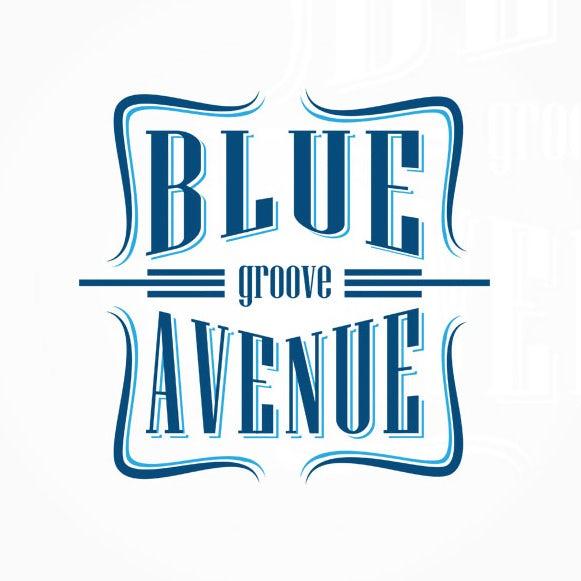 Логотип группы Blue Groove Avenue