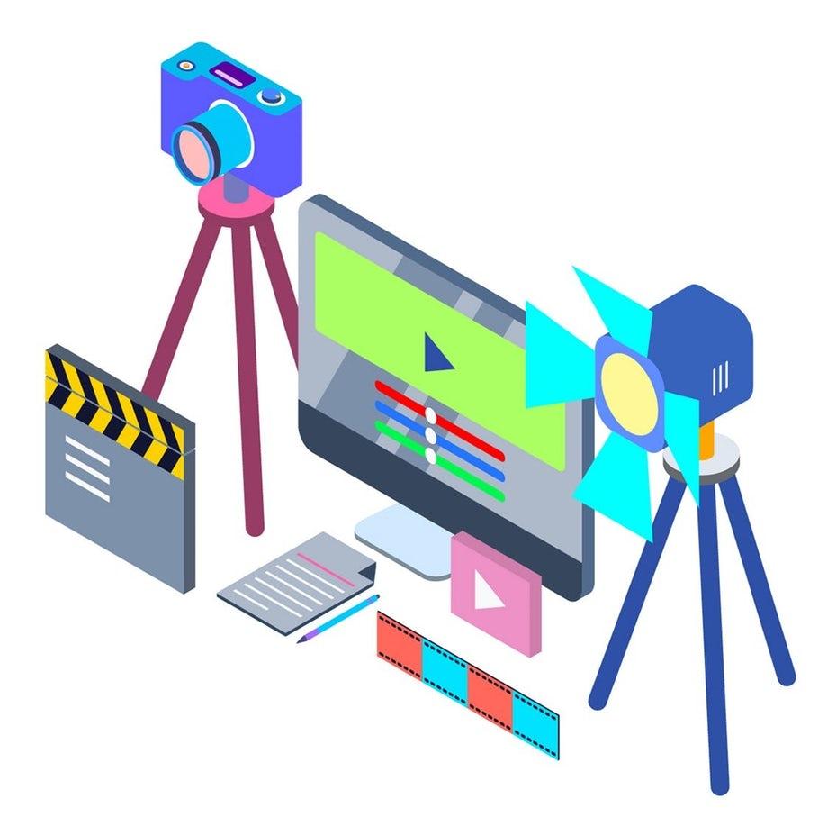 Видео инструменты и видеооборудование &quot;width =&quot; 1136 &quot;height =&quot; 1120 &quot;/&gt;    <figcaption> Эти инструменты помогут вам выполнить более эффективный, легкий и эффективный рабочий процесс в 2019 году. Изображение с помощью Envato Elements </figcaption></figure> <p> Видео может быть трудным средством для освоения. Чтобы помочь вам покорить производство видео, мы составили список лучших видеоинструментов на 2019 год. </p> <div class='code-block code-block-2 ai-viewport-1 ai-viewport-2' style='margin: 8px 0; clear: both;'> <!-- Yandex.RTB R-A-268541-2 --> <div id=