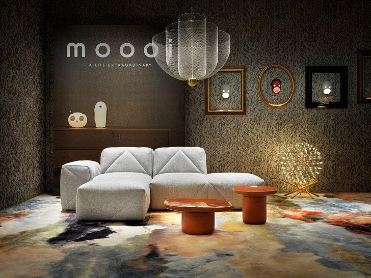 Необыкновенная жизнь Moooi 01