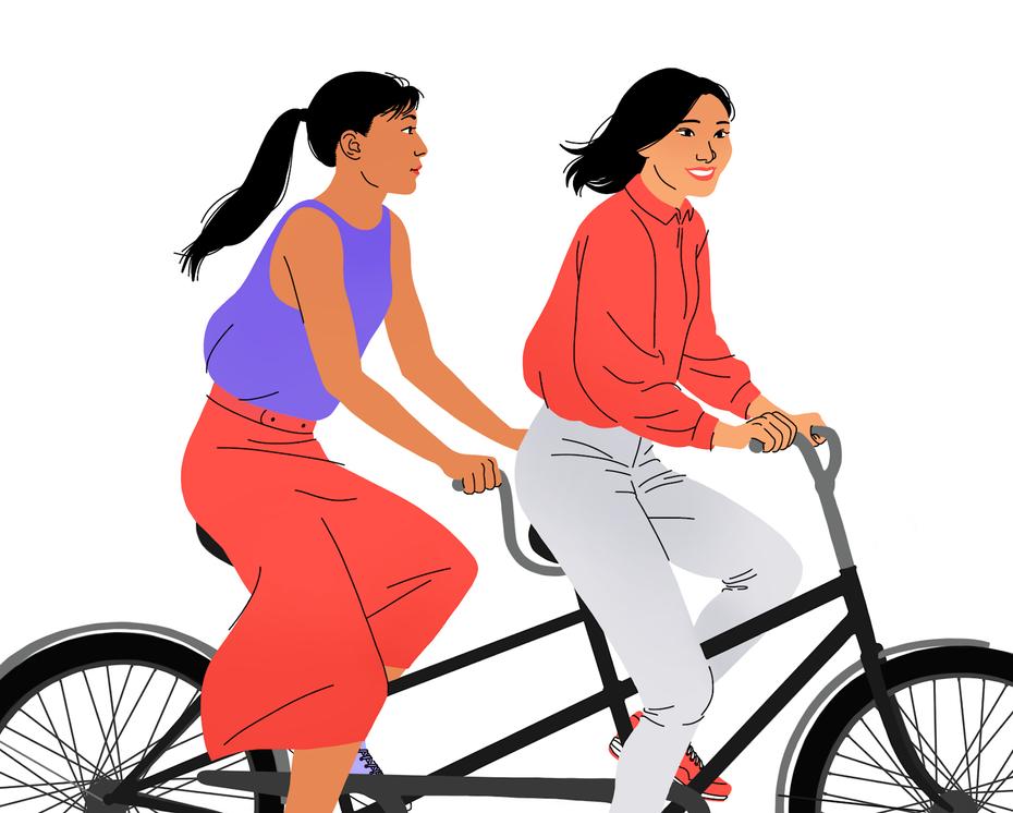 """Иллюстрация двух лучших друзей в тандеме на велосипеде """"width ="""" 1600 """"height ="""" 1284 """"/>    <figcaption> Брендинг — это создание связей. Иллюстрация Ульфвидха. </figcaption></figure> <ul> <li> <strong> Повышает узнаваемость бренда. </strong> Если вы хотите создать успешный бренд, вам нужно быть узнаваемым. Правильный брендинг (включая создание эффектного логотипа, веб-сайта и других активов бренда) помогает вам создать особый стиль и повышает узнаваемость вашего бренда на рынке. </li> <li> <strong> Создает постоянное впечатление от бренда для ваших клиентов. </strong> Чтобы ваш бизнес преуспел, вам необходимо обеспечить постоянное взаимодействие с вашими клиентами, независимо от того, взаимодействуют ли они с вашим брендом — будь то через ваш веб-сайт, лично или через ваши учетные записи в социальных сетях. Брендинг позволяет вам контролировать то, как люди воспринимают и воспринимают ваш бренд, и вы можете гарантировать, что восприятие и опыт остаются неизменными на всех пробных камнях вашего бренда. </li> <li> <strong> Разжигает связь с вашей аудиторией и превращает эту аудиторию в постоянных клиентов. </strong> Наиболее успешные предприятия — это те, которые способствуют эмоциональной связи со своей аудиторией. Эта эмоциональная связь — это то, что превращает перспективу в покупателя, а покупателя — в энтузиаста бренда. И как вы создаете и строите эту связь? Брендинг. Различные стратегии брендинга (например, создание эмоционального эффекта от голоса вашего бренда или использование цветовой психологии при разработке логотипа) могут помочь вам установить связь с вашей аудиторией на более глубоком уровне и создать чувство лояльности к вашему бренду. </li> </ul> <figure data-id="""