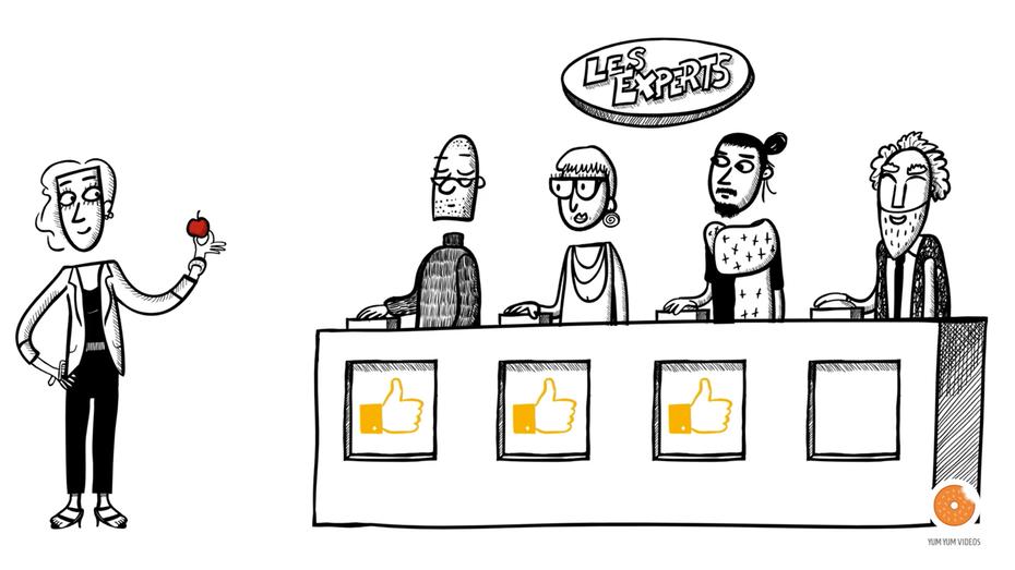 """скриншот анимации доски """"width ="""" 1379 """"height ="""" 775 """"/>    <figcaption> Убедитесь, что анимация доски соответствует самым высоким стандартам. Via YumYum. </figcaption></figure> <p> Поэтому убедитесь, что Вы создаете высококачественные иллюстрации и анимации для вашей компании. Если у вас нет необходимых навыков, это тоже прекрасно — есть много инструментов и компаний, которые могут помочь вам с анимацией и производством видео. </p> <h2><span id="""