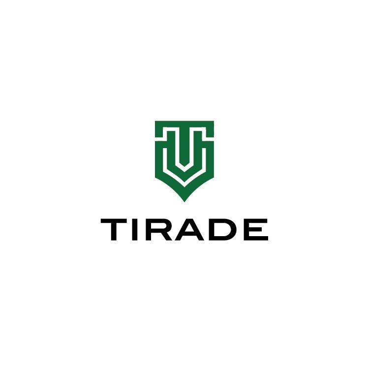логотип зеленого щита с буквой «Т»