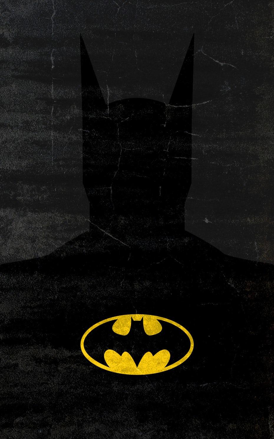 "нео-минимализм дизайн Бэтмена ""width ="" 1080 ""height ="" 1728"