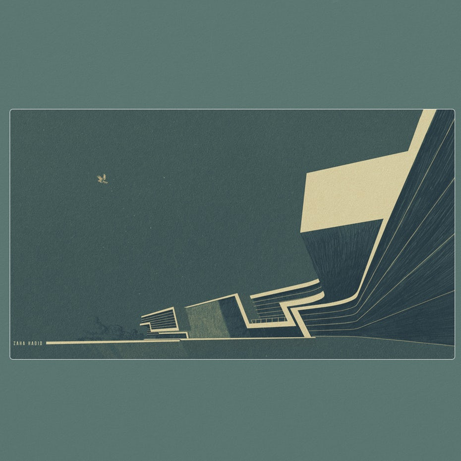 Дизайн архитектуры минимализма