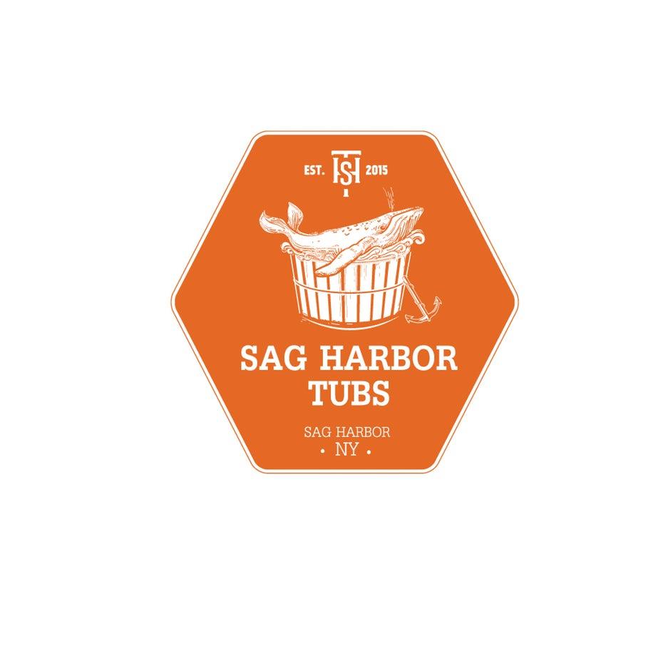 Логотип Tub Sag Harbor