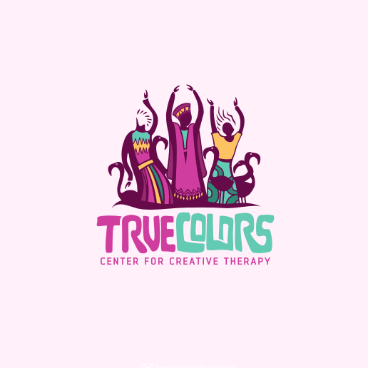 Логотип True Colors
