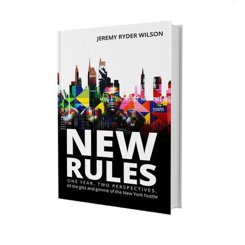 Обложка книги новых правил