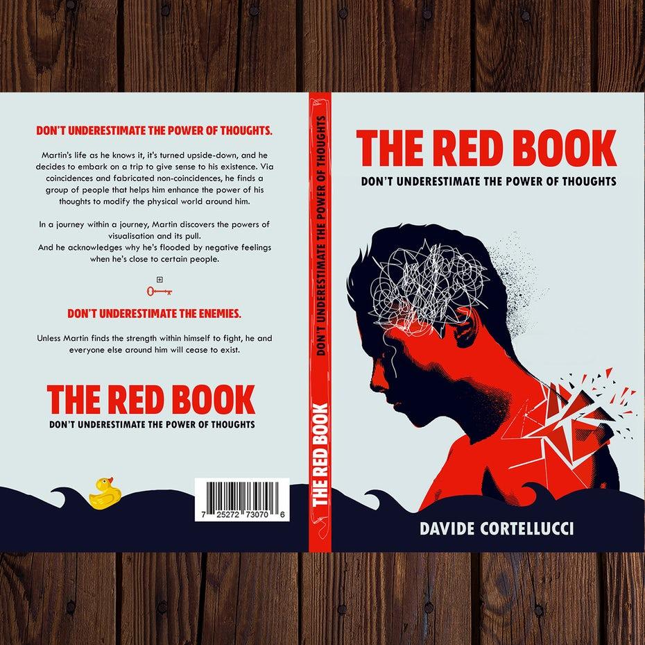 Обложка Красной книги
