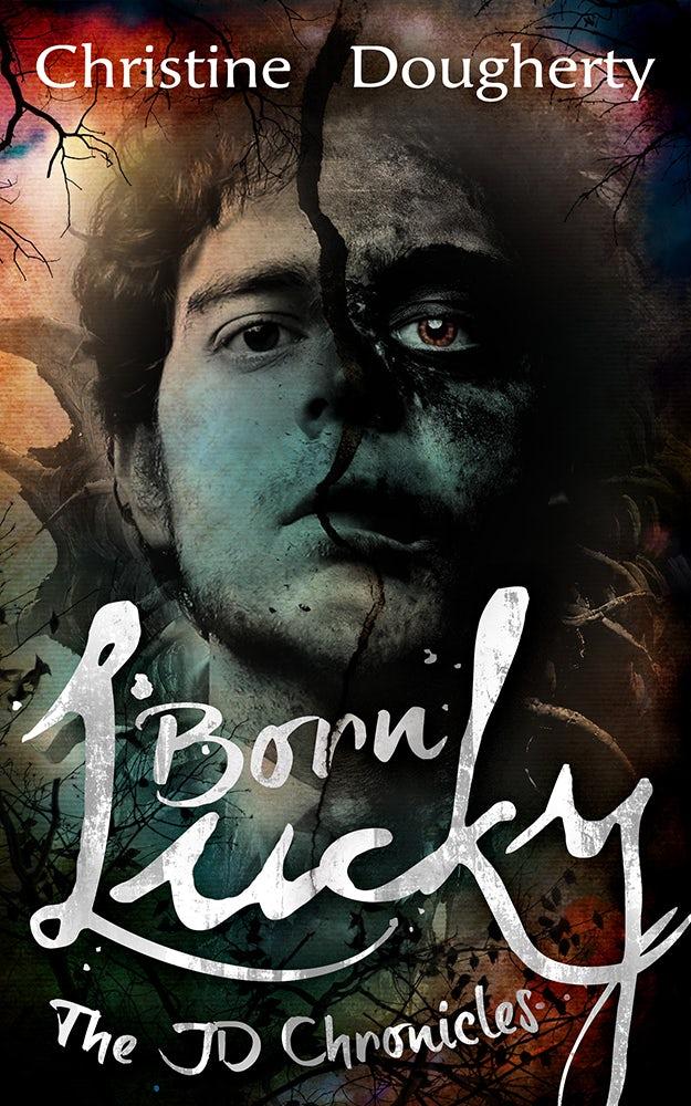 Обложка книги Born Lucky