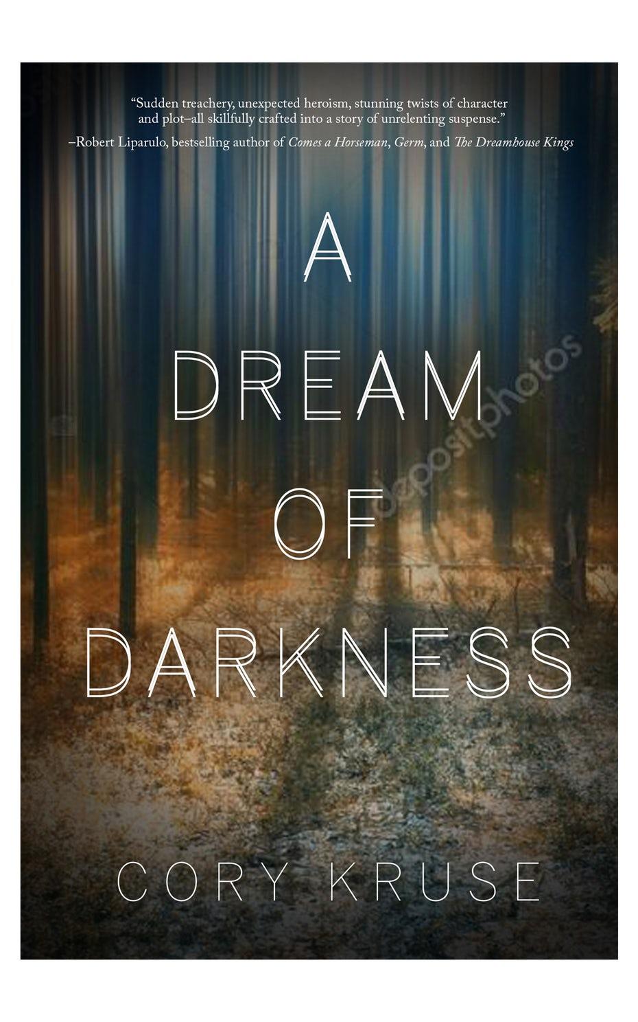 Обложка книги «Сон о тьме»