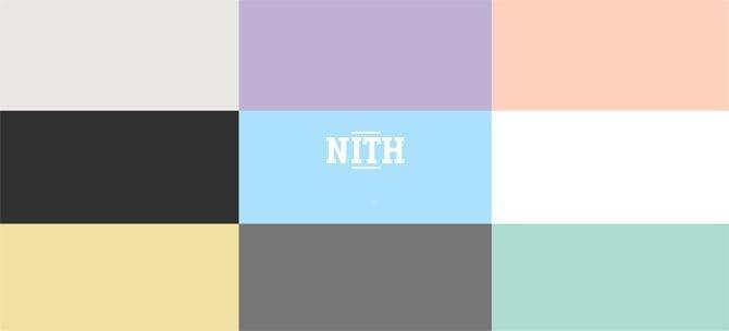 Pastel Color Schemes