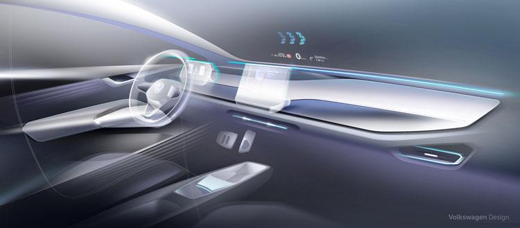 """ID_3_press """"width ="""" 750 """"height ="""" 329 """"/>    <figcaption> Проекты для интерьеров ID.3 </figcaption></figure> <p> Очевидная проблема заключается в том, что каждый бренд захочет быть ответственным за платформу — но Бишофф указывает на размер VW как фактор их пригодности и говорит, что Ford уже «заинтересован». </p> <p> Реализация автомобилей без водителя также будет зависеть от конкретных особенностей региона. «В Китае, скорее всего, автономные транспортные средства будут контролироваться правительством, поэтому они стоят у руля робота. Они скажут: вы хотите пойти туда? Хорошо, я позволю вам поехать туда. </p> <p> Другие специфические странные, но менее законодательные странности могут также быть проблемой, говорит Бишофф. «Представьте, что вы на большой кольцевой развязке в Париже на автономной машине. Транспортное средство может знать, куда ехать, но у вас все еще есть французские таксисты ». </p> <h2><span id="""