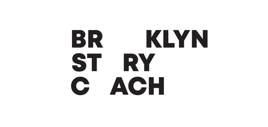 """логотип для бруклинского рассказа тренер """"width ="""" 1046 """"height ="""" 496"""