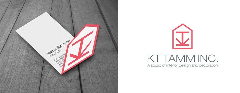 """Фирменный стиль логотипа фирмы по дизайну интерьера """"width ="""" 1089 """"height ="""" 425"""