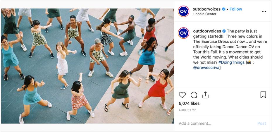 """Instagram голоса делают вещи """"width ="""" 1882 """"height ="""" 912"""