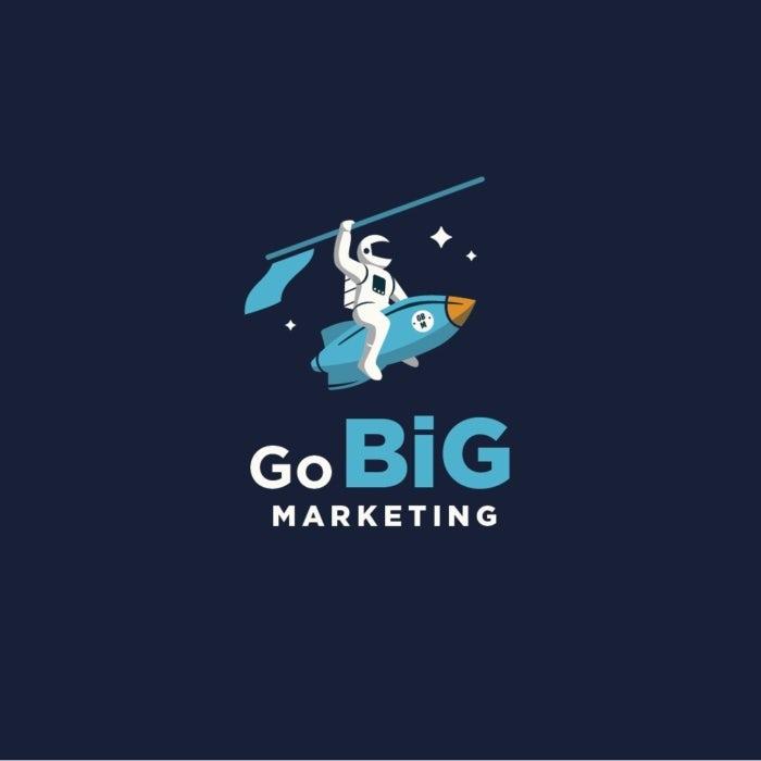 """Логотип с ракетой-космонавтом """"ширина ="""" 700 """"высота ="""" 700 """"/>    <figcaption> от Ложки Лансера </figcaption></figure> <p> Маркетинг определяется как набор инструментов, процессов, и стратегии, которые вы используете для активного продвижения вашего продукта, услуги и компании. Думайте о маркетинге как о действиях, которые вы предпринимаете, чтобы соединиться с вашими клиентами и заставить их покупать ваши продукты или услуги. </p> <div class='code-block code-block-3 ai-viewport-1 ai-viewport-2' style='margin: 8px 0; clear: both;'> <!-- Yandex.RTB R-A-268541-2 --> <div id="""