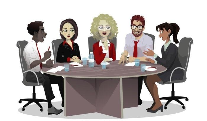 """Иллюстрация команды, говорящей за столом """"width ="""" 700 """"height ="""" 409 """"/>    <figcaption> by gajsky </figcaption></figure> <p> Но твой брендинг? Это совсем другая история. </p> <p> Ваш брендинг может оказать столь же глубокое влияние на вашу команду, как и на ваших клиентов. Точно так же, как ваши клиенты должны верить в свой бренд, чтобы иметь с вами дело, так и ваши сотрудники. Когда вы создадите бренд, в который действительно верит ваша команда, они будут более увлечены и преданы своей работе. Они будут усердно работать, стараться изо всех сил и предлагать свои лучшие идеи, и в результате ваш бизнес будет процветать. </p> <p> Итак, задача вашей команды — разработать маркетинговую стратегию, но если вы хотите вывести свой бизнес на новый уровень, то ваша ответственность — создать бренд, которым ваша команда очень рада. </p> <h2><span id="""