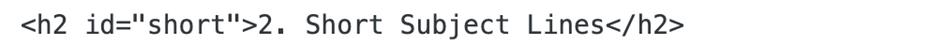 Фрагмент кода HTML