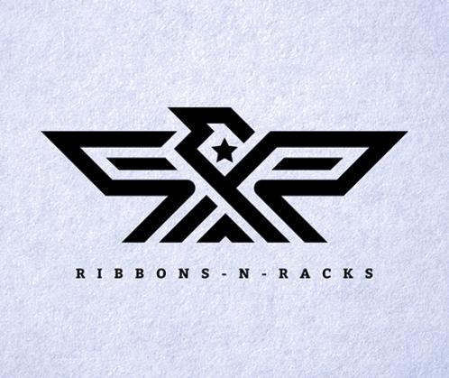 """Ribbons-N-Racks logo """"width ="""" 498 """"height ="""" 419"""
