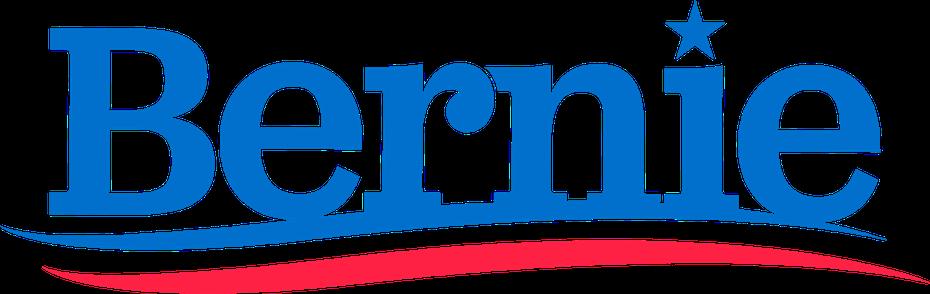 Логотипы кандидатов в президенты 2020 года: Берни Сандерс